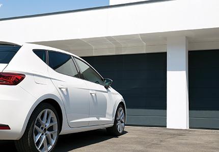 Nejlevnější garážová vrata