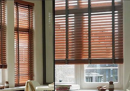 Dřevěné žaluzie | KASKO - spole elegance